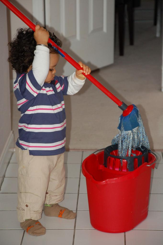 Consigli su come pulire la casa in modo ottimale