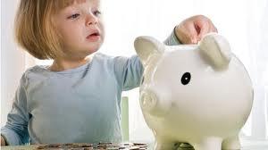 Dare la paghetta ai bambini: è corretto?