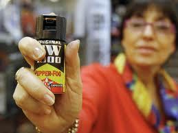 Spray al peperoncino: un'arma di difesa