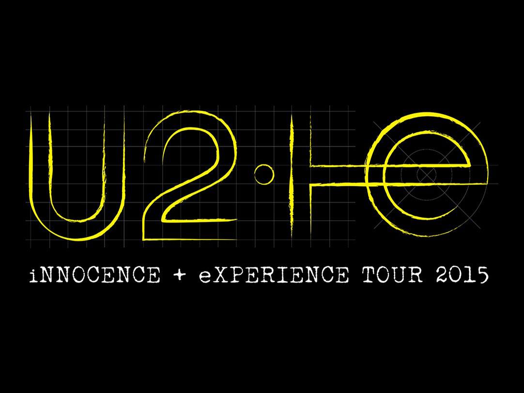 E' ufficiale Experience and Innocence Tour 2015 degli U2