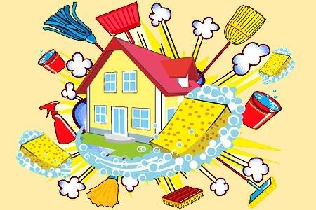 Lavori di casa da fare prima dell'estate