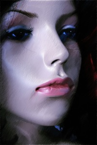 viso donna