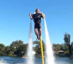 Nuove norme in arrivo per Water Jetpack e Flyboard