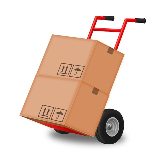 trasloco scatola