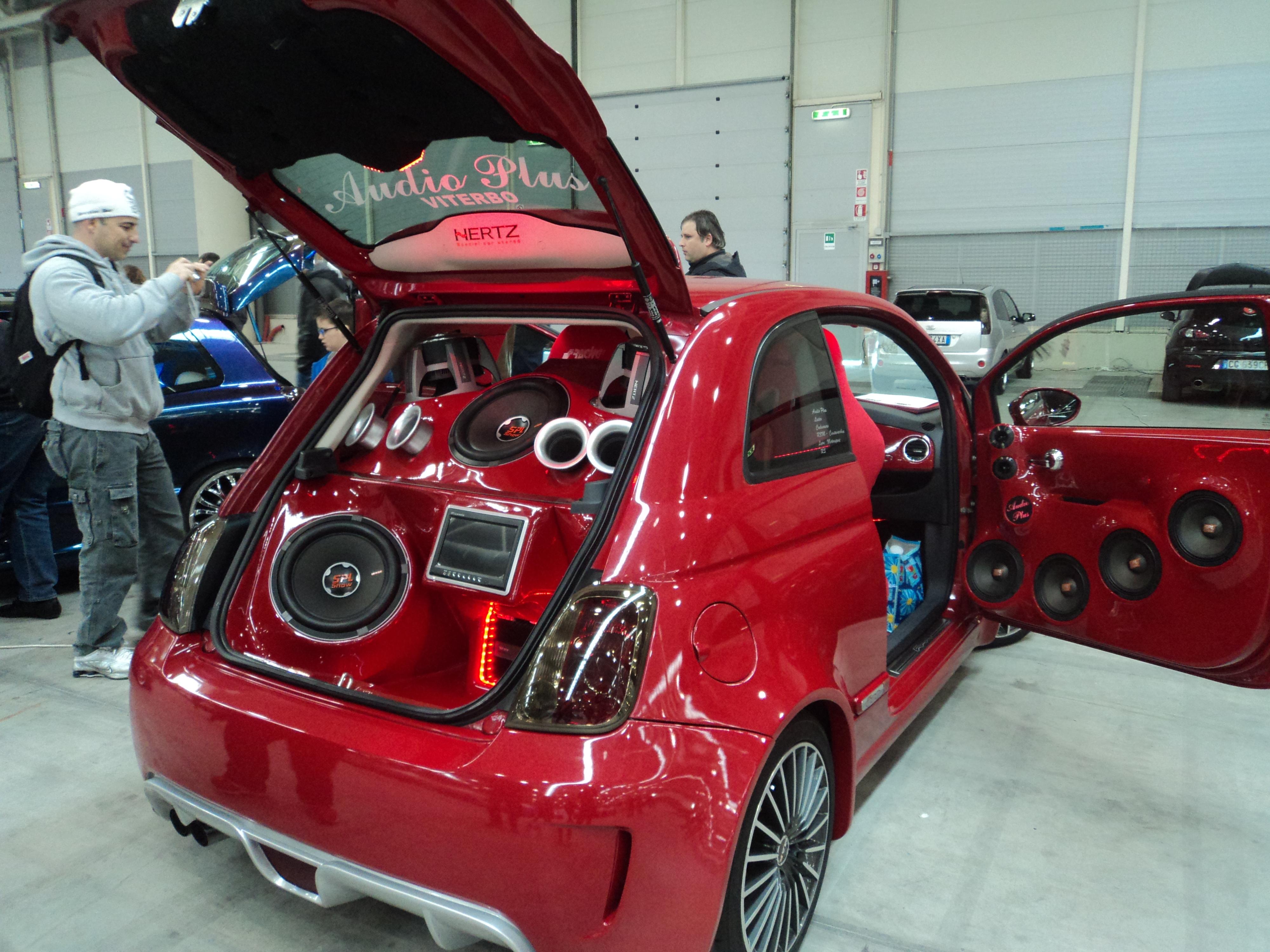 Come personalizzare la propria automobile?